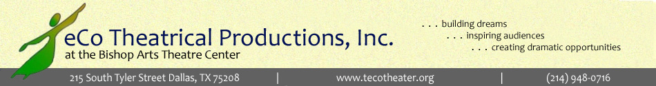 TeCo Theatrical Productions, Inc. Box Office