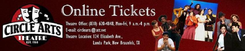 Circle Arts Theatre Box Office
