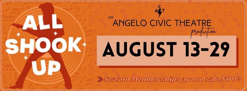 Angelo Civic Theatre Box Office