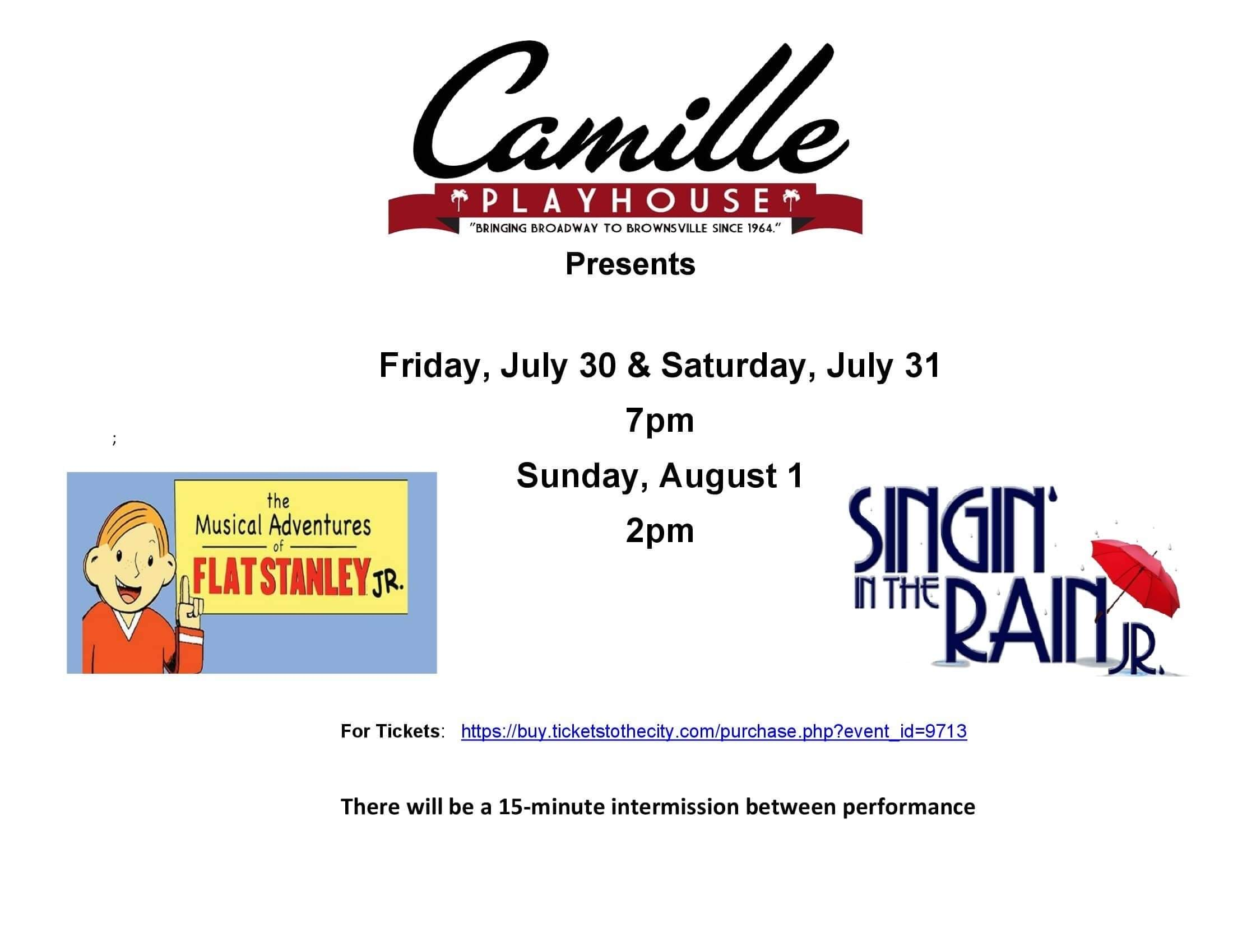 Camille Playhouse Box Office