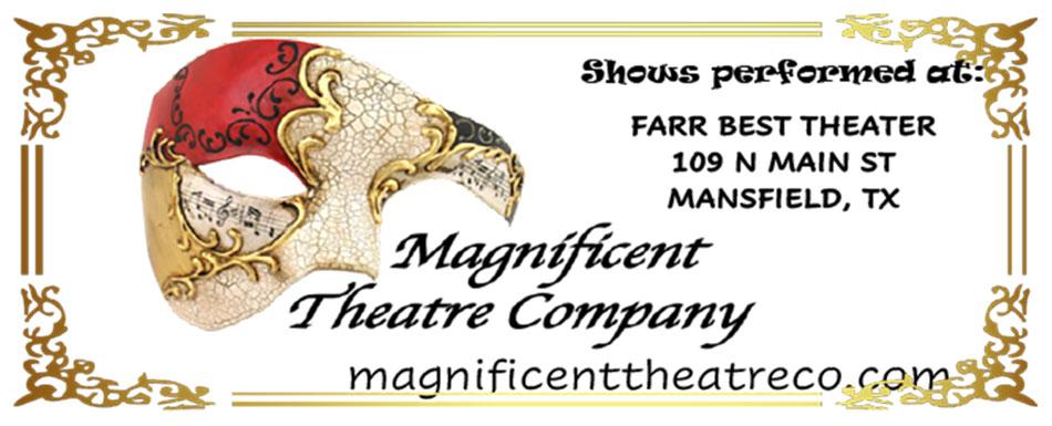 Magnificent Theatre Company Box Office